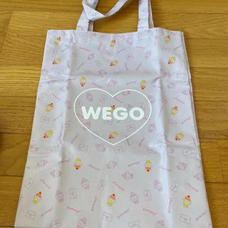 ウィゴー(WEGO)のwego  トートバッグ(トートバッグ)