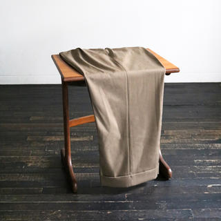 コモリ(COMOLI)のNEAT Wool High Density Gabardine ヨシヒコ様専用(スラックス)