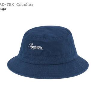 シュプリーム(Supreme)のSupreme GORE-TEX Crusher hat Indigo(ハット)