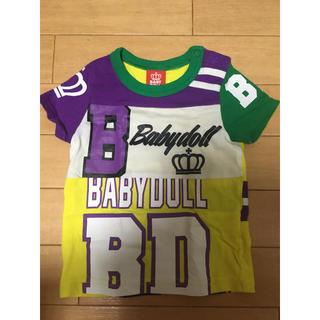 ベビードール(BABYDOLL)のBABYDOLL Tシャツ 80(Tシャツ)
