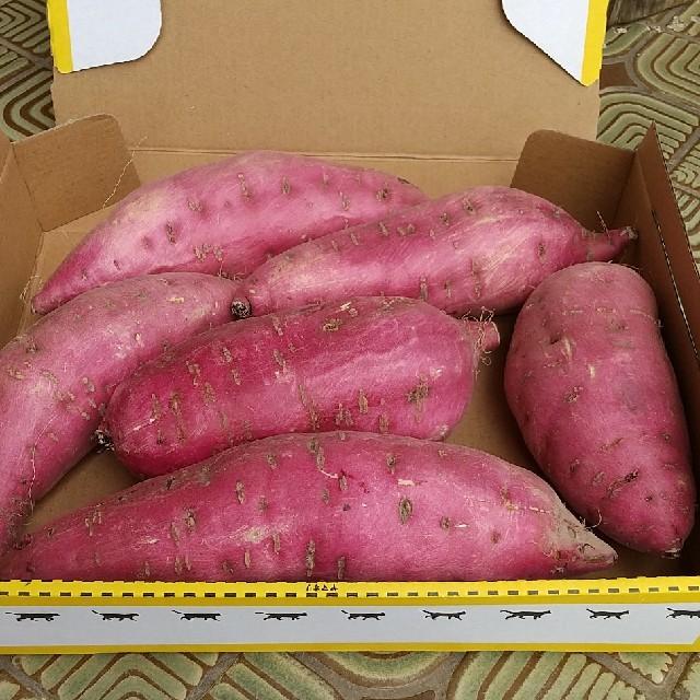 岐阜産の、紅はるか、さつまいも約 1、5キロです。 食品/飲料/酒の食品(野菜)の商品写真