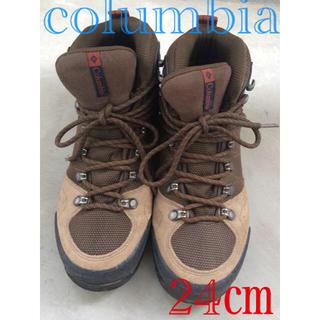 コロンビア(Columbia)のColumbia コロンビア 登山靴 トレッキングシューズ レディース(登山用品)