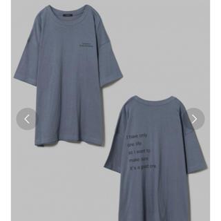 JEANASIS - ジーナシス tシャツ
