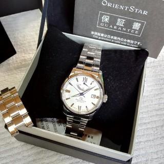 ORIENT - 2019 年購入保証あり オリエントスター メカニカル腕時計