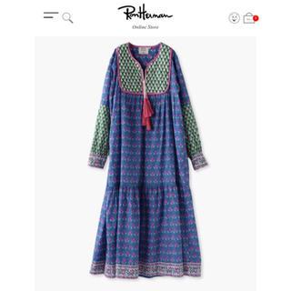 Ron Herman - szblockprintフェスティバルドレス