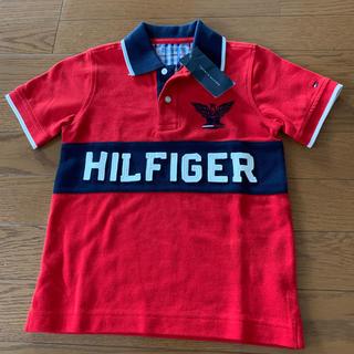 トミーヒルフィガー  半袖ポロシャツ  110 120