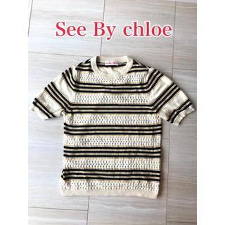 シーバイクロエ(SEE BY CHLOE)のSEE BY chloeニットtops(ニット/セーター)