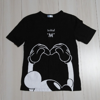 ベルメゾン(ベルメゾン)のメンズ Tシャツ ディズニー ミッキー(Tシャツ/カットソー(半袖/袖なし))