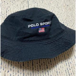 POLO RALPH LAUREN - POLO SPORT ポロスポーツ ストローハット