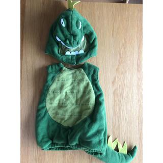 ハロウィン 恐竜 コスプレ 男の子 2〜3歳