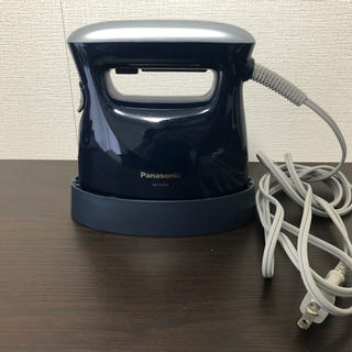 Panasonic - パナソニック 衣類スチーマー  NI-FS530 ネイビー