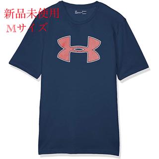 UNDER ARMOUR - アンダーアーマー Tシャツ メンズ Mサイズ ネイビー