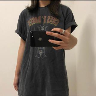 ビームス(BEAMS)のガンロー バンドTシャツ(Tシャツ(半袖/袖なし))
