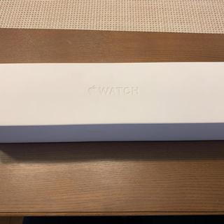 アップルウォッチ(Apple Watch)のAppleWatch Series5 44mm スペースグレー ステンレスバンド(腕時計(デジタル))