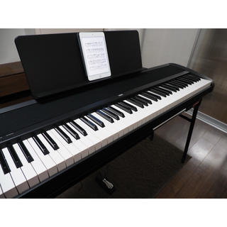 KORG - (引き取りのみ)KORG 電子ピアノ B2  スタンドセット コルグ ヤマハ