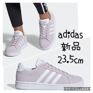 adidas - adidas アディダス  レディース スニーカー 23.5