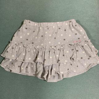 ミキハウス(mikihouse)のショートパンツ キュロット スカート 90(スカート)