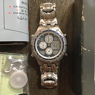 CITIZEN - 【未使用品】CITIZEN PROMASTER ana-digi 腕時計