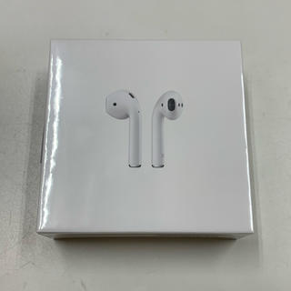 Apple - ★未開封★ AirPods 第2世代 MV7N2J/A エアポッツ★正規品★