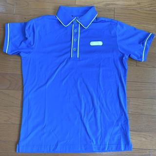 アディダス(adidas)のadidas/ポロシャツ/ゴルフ/Mサイズ(ウエア)