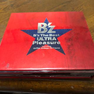 """B'z The Best""""ULTRA Pleasure"""" DVD付き"""