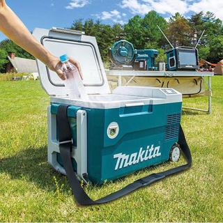 マキタ(Makita)のマキタ makita 冷蔵庫 18V充電式冷温庫 CW180DZ (その他)