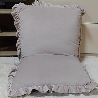 フランフラン(Francfranc)のフランフラン座椅子ピンク(座椅子)