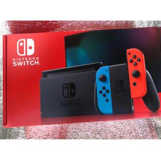 任天堂 - Nintendo Switch ニンテンドースイッチ 本体 新品 ネオン 新型
