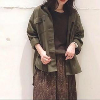 レプシィム(LEPSIM)のシャツジャケット(シャツ/ブラウス(長袖/七分))