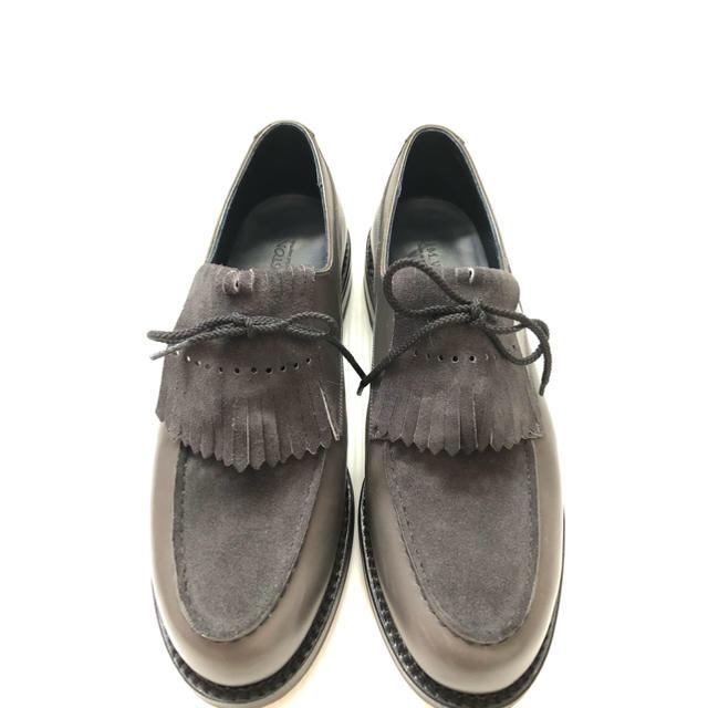 J.M. WESTON(ジェーエムウエストン)のJ.M.ウェストン グレーシューズ レディースの靴/シューズ(ローファー/革靴)の商品写真