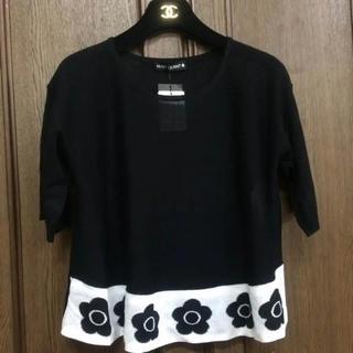 マリークワント(MARY QUANT)のsale❣️【新品タグ付き】マリークワント💕半袖 プルオーバー トップス(Tシャツ(半袖/袖なし))
