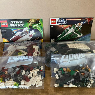 Lego - 【送料込】LEGOスターウォーズ 9498、75003