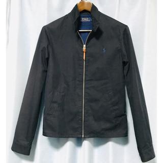 ポロラルフローレン(POLO RALPH LAUREN)のポロラルフローレン ブルゾン ジャケット XS ネイビー(ブルゾン)