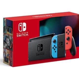 Nintendo Switch - Switch 任天堂スイッチ 本体 ネオン ニンテンドウ