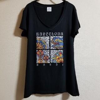 BARCELONA GAUDI❇バルセロナ Tシャツ
