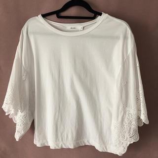 ニコアンド(niko and...)のシャツ(カットソー(半袖/袖なし))