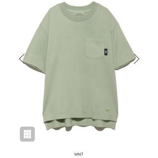 スナイデル(snidel)のオニツカタイガーコラボTシャツ(Tシャツ(半袖/袖なし))