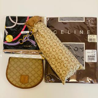 セリーヌ(celine)のセリーヌの折りたたみ傘と財布のどのセットになります❗️❣️(傘)