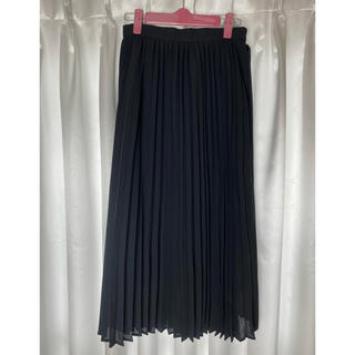 ウィゴー(WEGO)のプリーツロングスカート(ロングスカート)