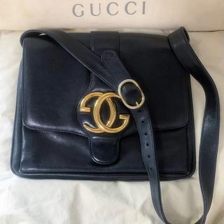 Gucci - 【vintage】希少 old GUCCI ショルダーバッグ