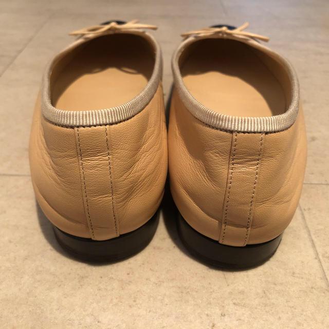 CHANEL(シャネル)のCHANEL フラットシューズ   レディースの靴/シューズ(バレエシューズ)の商品写真