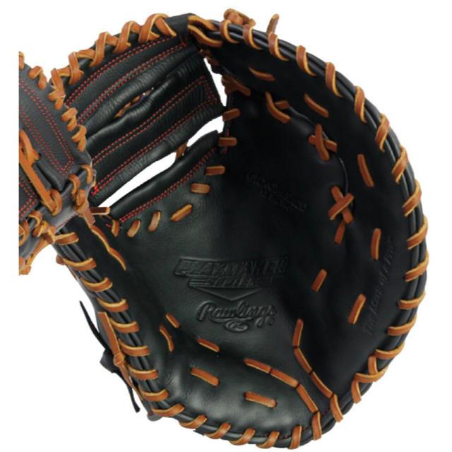 Rawlings(ローリングス)のローリングス 軟式 ファーストミット スポーツ/アウトドアの野球(グローブ)の商品写真