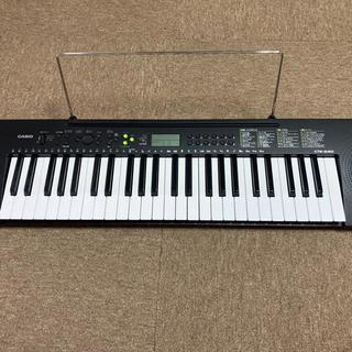 カシオ(CASIO)のCASIO  電子キーボード CTK-240(キーボード/シンセサイザー)