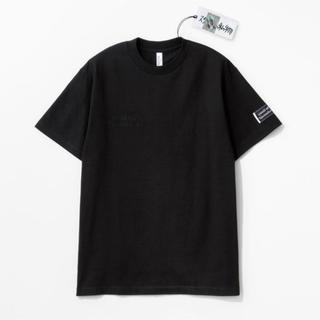 1LDK SELECT - M ENNOY スタイリスト私物 エンノイ 同色反転右胸刺繍Tシャツ 新品未開封