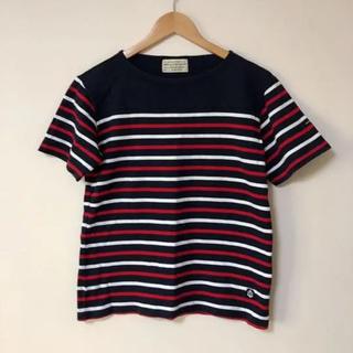 ビームス(BEAMS)のbeams heart ボーダー Tシャツ(Tシャツ(半袖/袖なし))