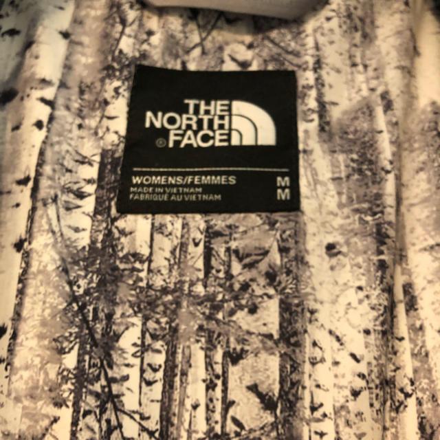THE NORTH FACE(ザノースフェイス)のThe North Face ダウンコート レディースM グレー  レディースのジャケット/アウター(ダウンコート)の商品写真