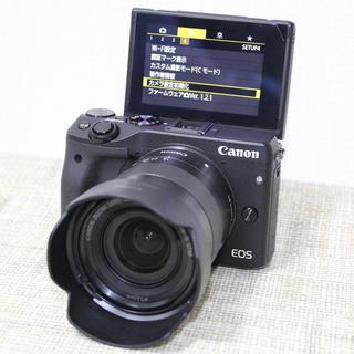 Canon - Canon EOS M3ズームレンズセット