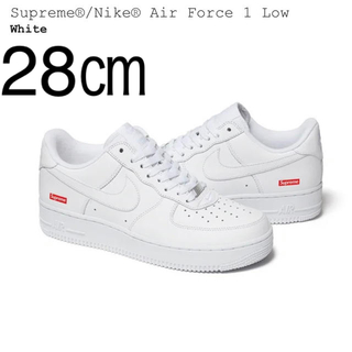 Supreme - 28㎝ Supreme Nike Air Force 1 Low エア フォース