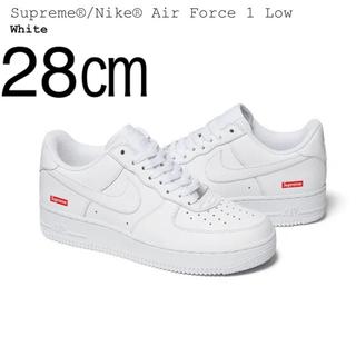 シュプリーム(Supreme)の28㎝ Supreme Nike Air Force 1 Low エア フォース(スニーカー)