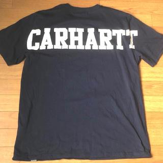 カーハート(carhartt)のカーハート WIP バックロゴプリント ビッグシルエットTシャツ(Tシャツ/カットソー(半袖/袖なし))